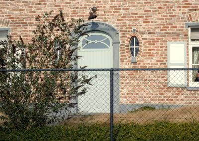 deuromlijsting blauwe hardsteen
